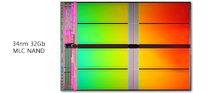 2007: Micron and Intel First to Deliver Sub-40nm NAND Flash Memory