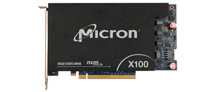 2018: Micron Ships Industry's First Quad-Level Cell NAND SSD